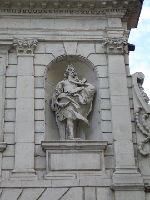 Charles II - Temple Bar