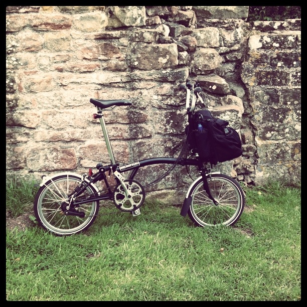 Brompton at Whiteladies Priory, Boscobel