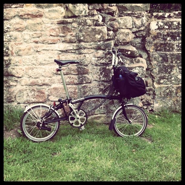 Brompton at Whiteladies Priory, Boscobel